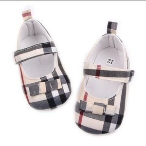 Other - Infant/Toddler soft soled Walker shoes